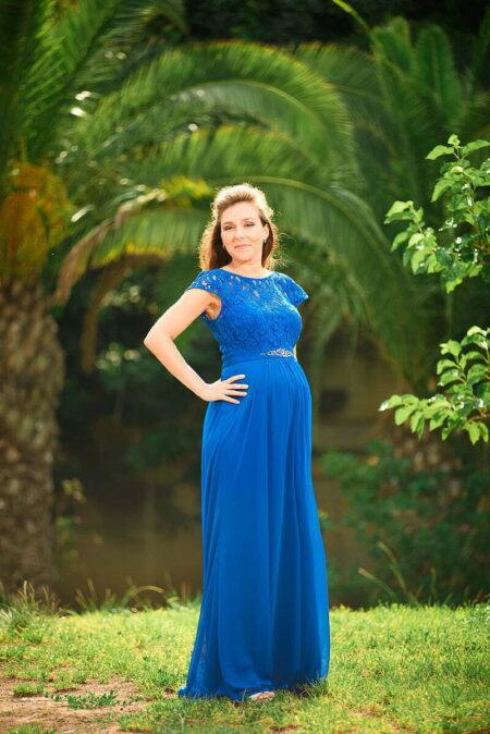 שמלות ערב לנשים בהריון להשכרה