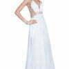 שמלה להשכרה לצילומי טראש דה דרס