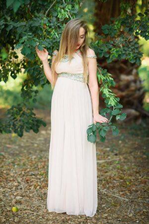 שמלת הריון לאירוע להשכרה