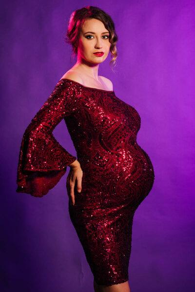שמלות ערב הריון להשכרה