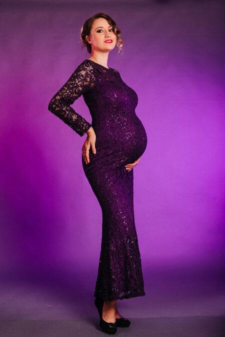 שמלת הריון להשכרה