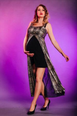 שמלה ערב הריון להשכרה